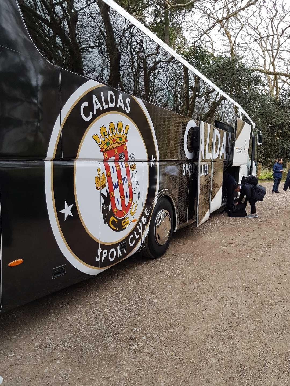 caldas autocarro personalizado